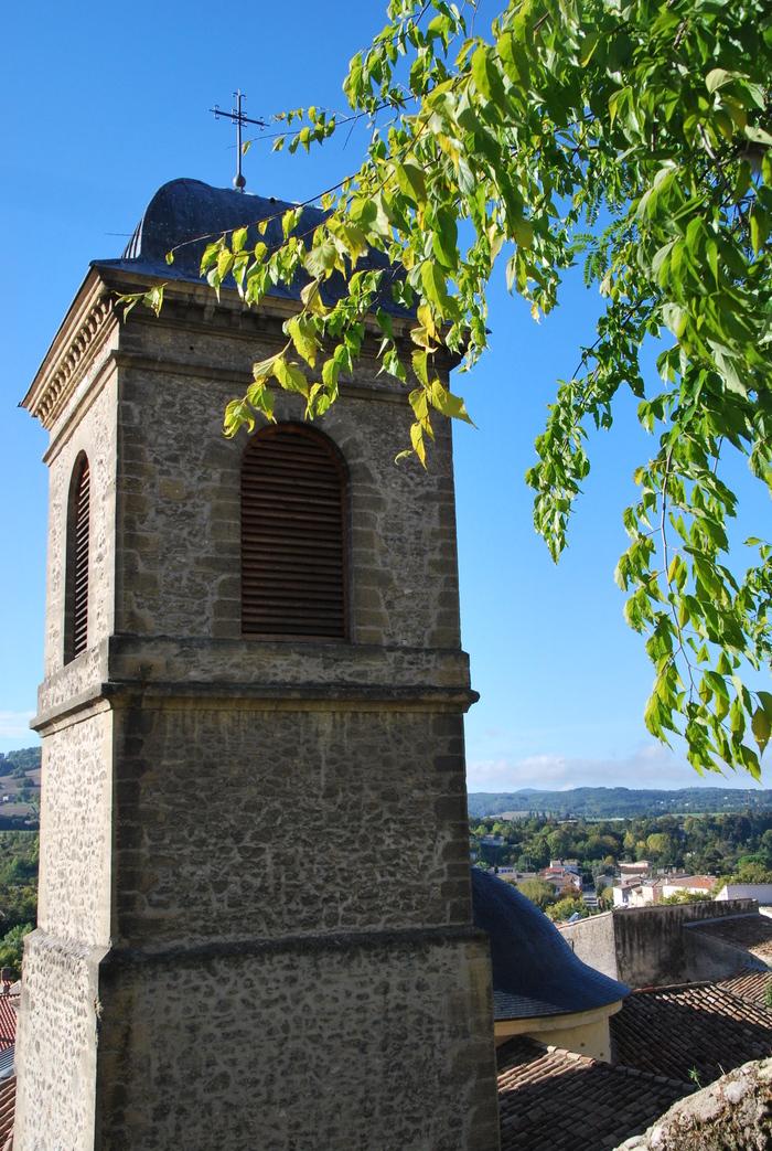 Journées du patrimoine 2020 - Visite de l'église Saint-Sauveur et de son clocher