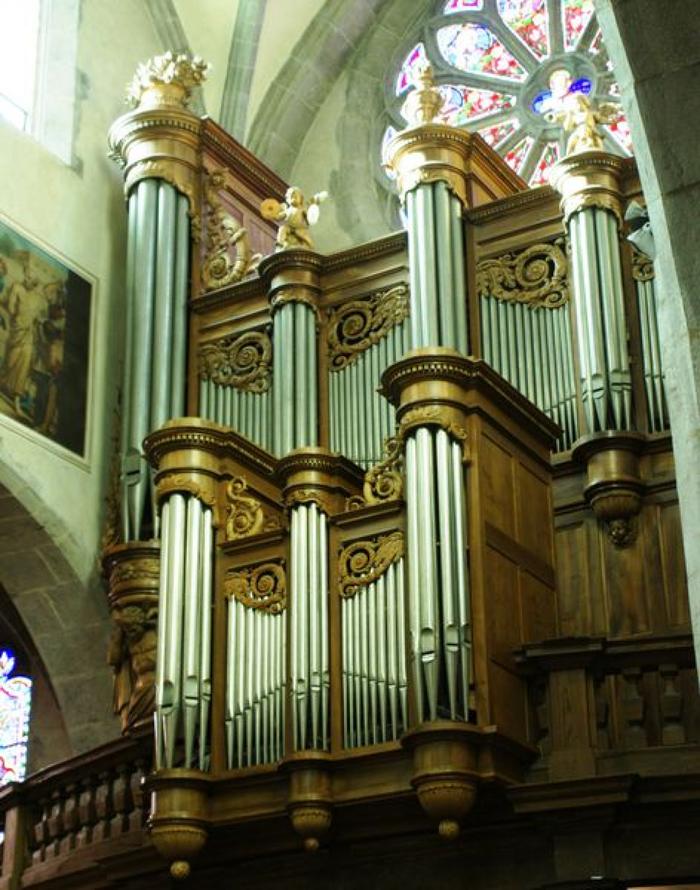 Journées du patrimoine 2020 - Découverte de l'orgue de la Cathédrale d'Annecy