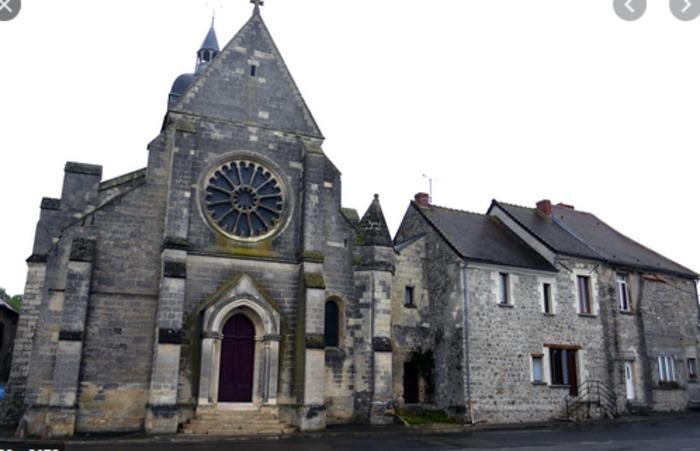 Journées du patrimoine 2020 - Visite guidée de l'église Saint-Partin d'Arcy-Sainte-Restitue