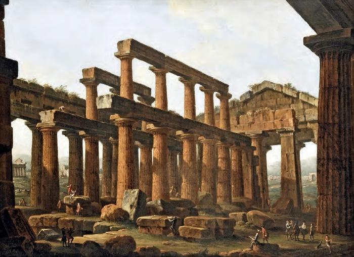 Journées du patrimoine 2020 - Voyage et apprentissage : les artistes, l'Italie et le Grand Tour