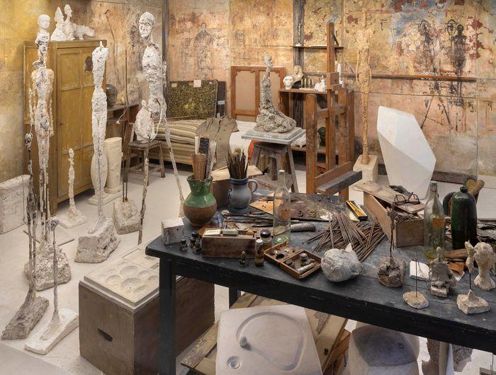 Journées du patrimoine 2019 - Visite de l'atelier de Giacometti et de l'exposition « Histoire de corps »