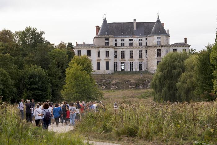 Journées du patrimoine 2019 - Visites guidées du domaine de Méréville