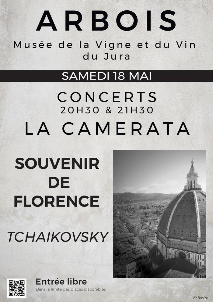 Nuit des musées 2019 -Concert La Camerata