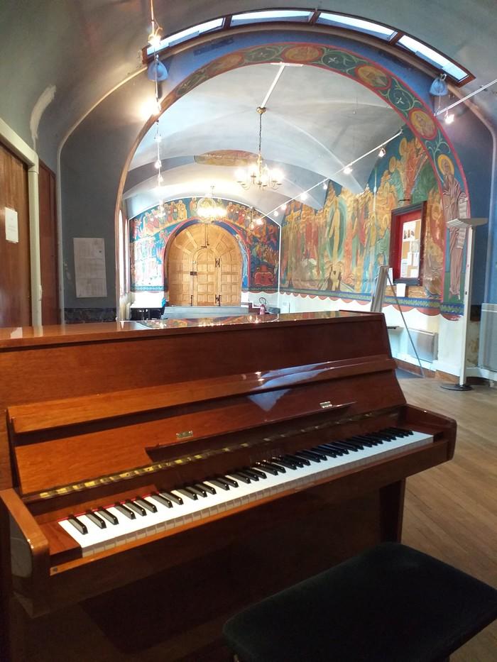 Cours de piano classique et musique de films, tout public