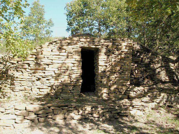 Journées du patrimoine 2020 - Balade des cabanes de Camon