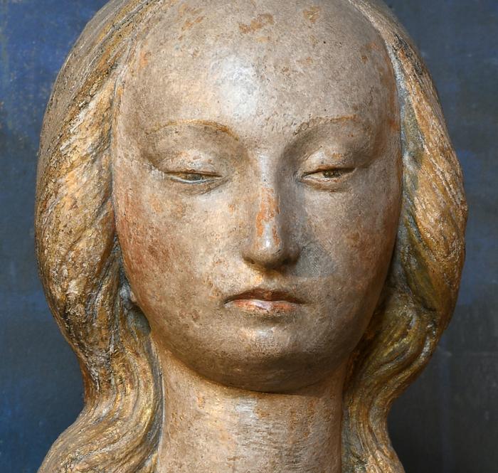 Journées du patrimoine 2020 - Visite commentée de la statue de Sainte Marie l'Egyptienne