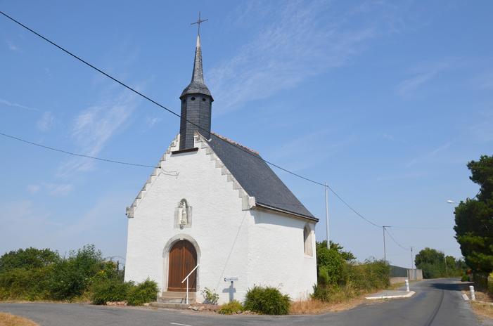 Journées du patrimoine 2019 - Visites guidées de la chapelle GAUVIN