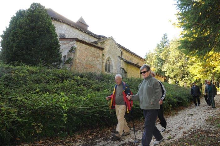 Journées du patrimoine 2020 - La chapelle Saint-Aubin