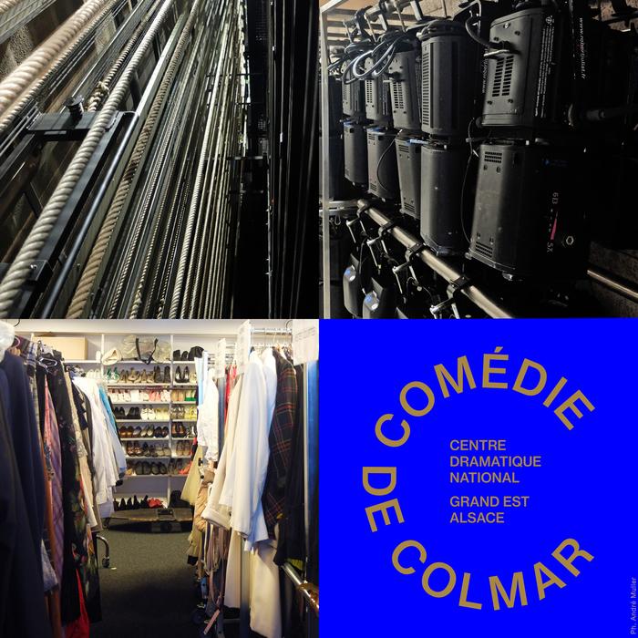 Journées du patrimoine 2019 - Visite des coulisses de la Comédie de Colmar