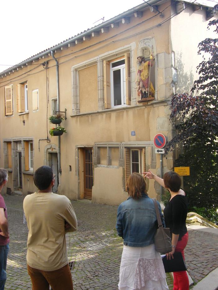 Journées du patrimoine 2020 - Visite guidée du Vieux bourg