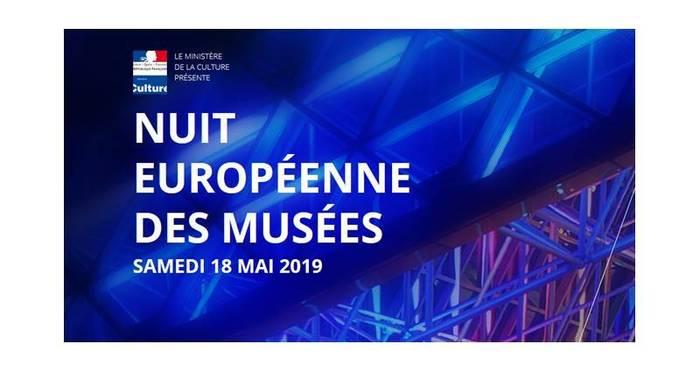 Nuit des musées 2019 -Animations et visites à la lampe de poche