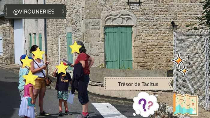 Journées du patrimoine 2020 - Chasse au trésor :
