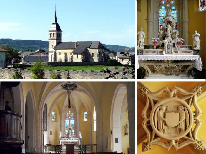 Journées du patrimoine 2019 - Visite libre ou accompagnée de l'église