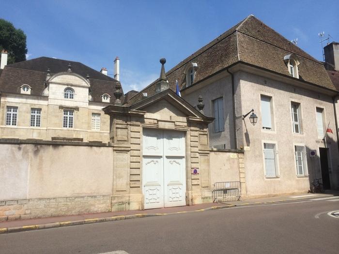 Journées du patrimoine 2019 - Visite de l'Hôtel Bizouard de Montille (résidence de la sous-préfecture de Beaune)