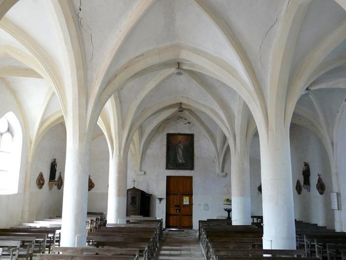 Journées du patrimoine 2019 - Visite de l'Eglise d'Autreville