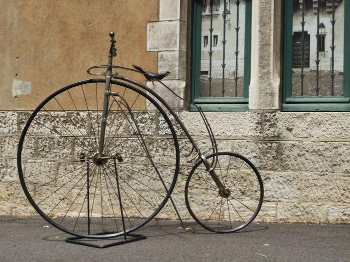 Journées du patrimoine 2020 - En roue libre...