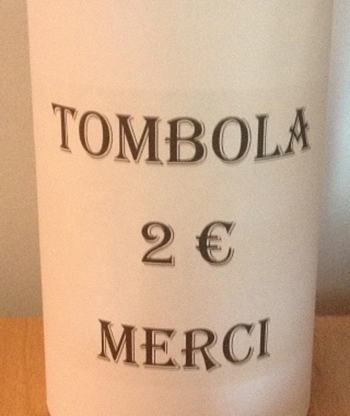 Journées du patrimoine 2019 - Tombola (2 euros) du 9 au 22 SEPT 2019