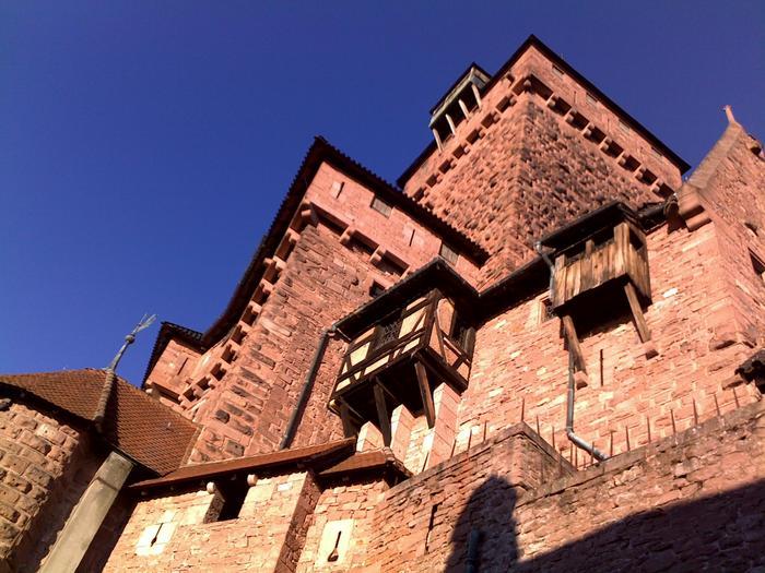 Journées du patrimoine 2019 - Visite du château Haut Koenigsbourg