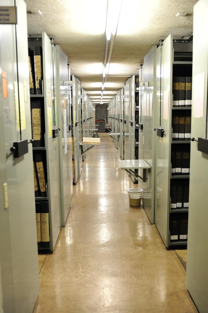 Journées du patrimoine 2019 - Visite des coulisses des archives