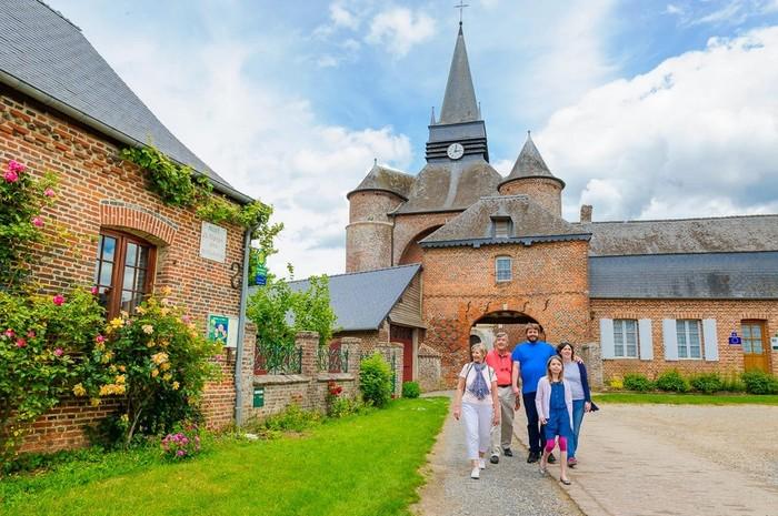 Journées du patrimoine 2020 - visite guidée de l'église de Parfondeval