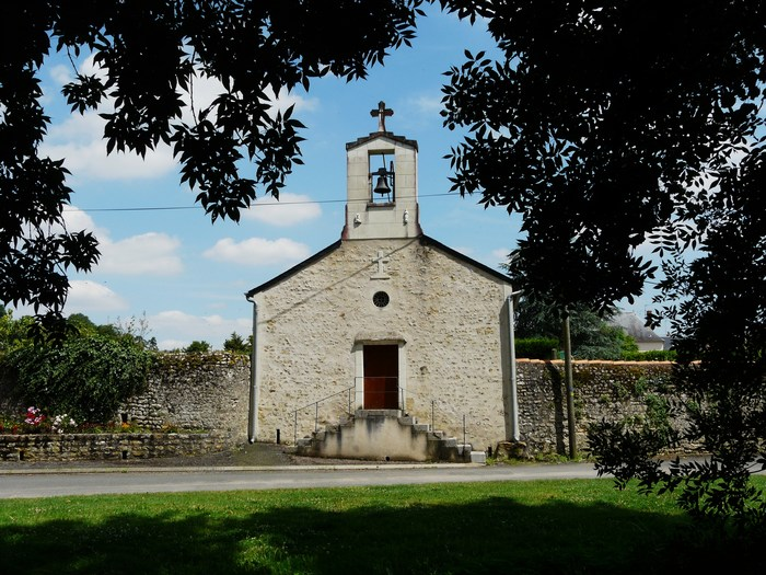 Journées du patrimoine 2019 - À la découverte de la petite chapelle de Maranzais