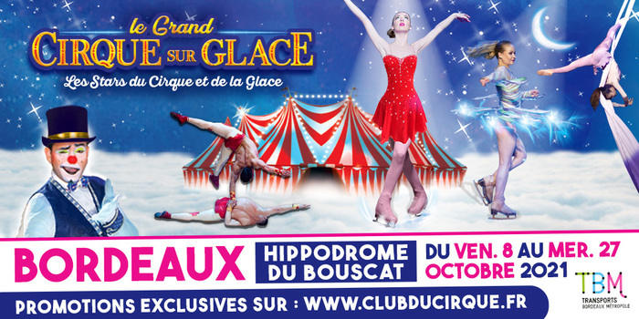 Grand Cirque sur Glace, Dreams on Ice, le spectacle de l'année !