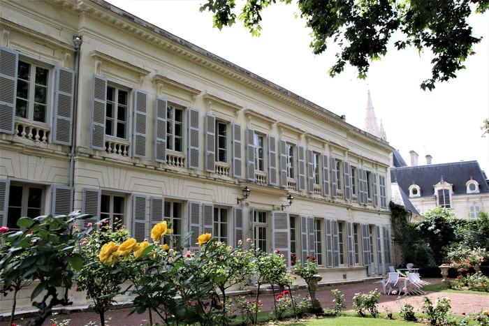 Journées du patrimoine 2020 - (COMPLET) Découverte de l'Hôtel Poupet, résidence du préfet de la Charente-Maritime et possibilité de visite de l'Hôtel Vieljeux (UDAP)
