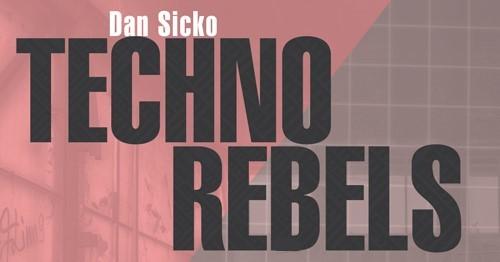 """Rencontre le vendredi 25 octobre à partir de 18h30 à la librairie avec Cyrille Rivallan pour parler de la bible de la techno """"Techno Rebels"""" de Dan Sicko."""