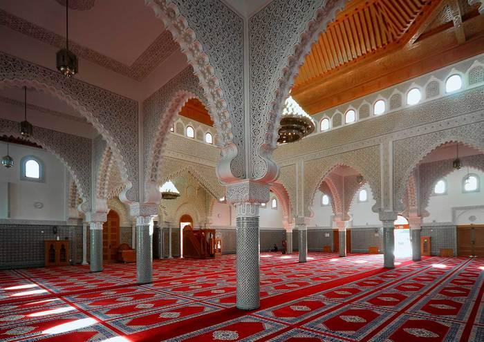 Journées du patrimoine 2019 - Visite commentée «Lumière sur la Grande Mosquée Mohammed VI»