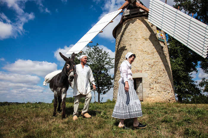 Journées du patrimoine 2020 - Visite du moulin Baron