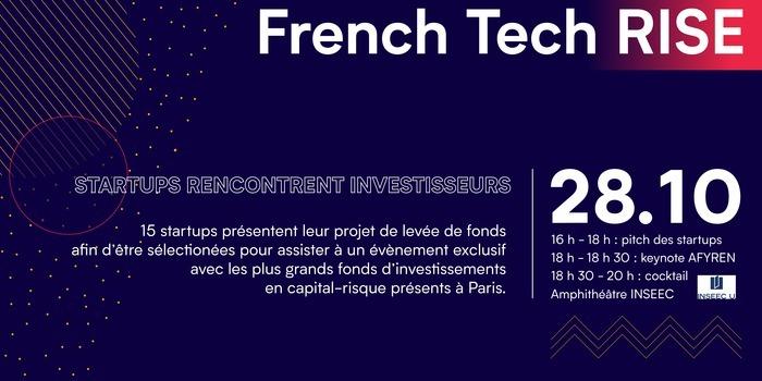 Jury et lancement de l'initiative French Tech Rise sur le territoire !