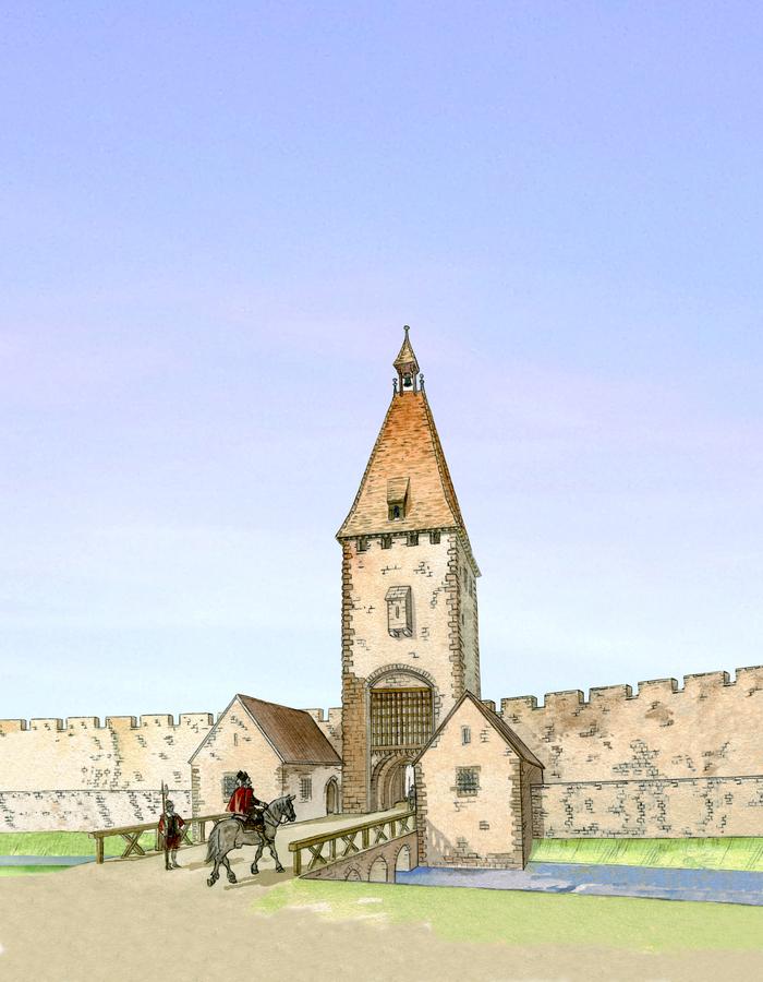 Journées du patrimoine 2020 - Visite guidée à la découverte des fortifications médiévales de Molsheim