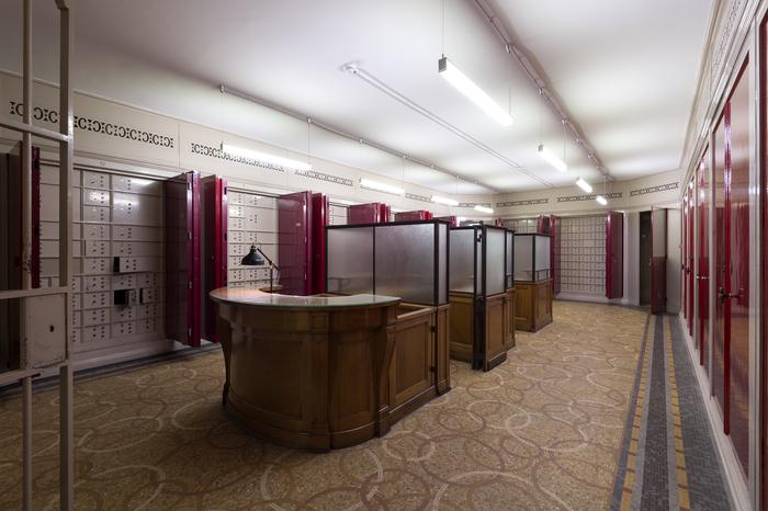Journées du patrimoine 2020 - visite de l'ancienne Banque de France de Béthune