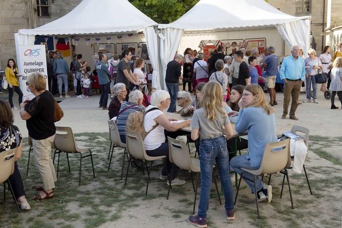 Journées du patrimoine 2019 - Les Goûters Gourmands - Un beau voyage, sans bouger de Quimper !