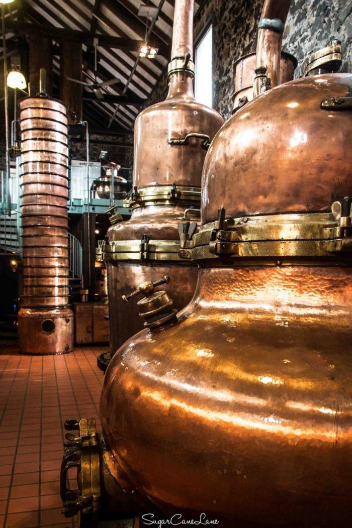 Journées du patrimoine 2020 - Ste-Marie / La Maison de la Distillation