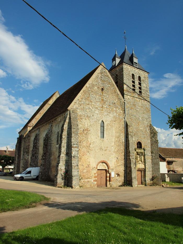 Journées du patrimoine 2020 - Visite de l'église Saint-Loup