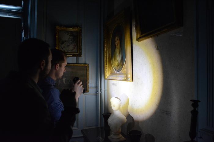 Nuit des musées 2019 -Visites nocturnes à la lampe de poche