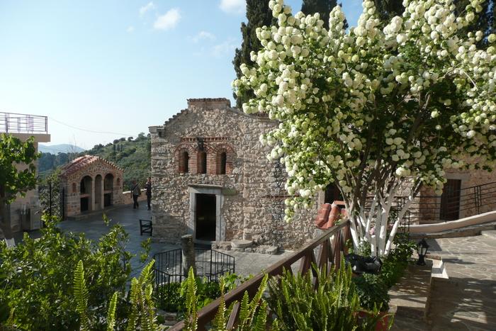 Journées du patrimoine 2020 - La sauvegarde du patrimoine matériel et immatériel – l'exemple de la Grèce