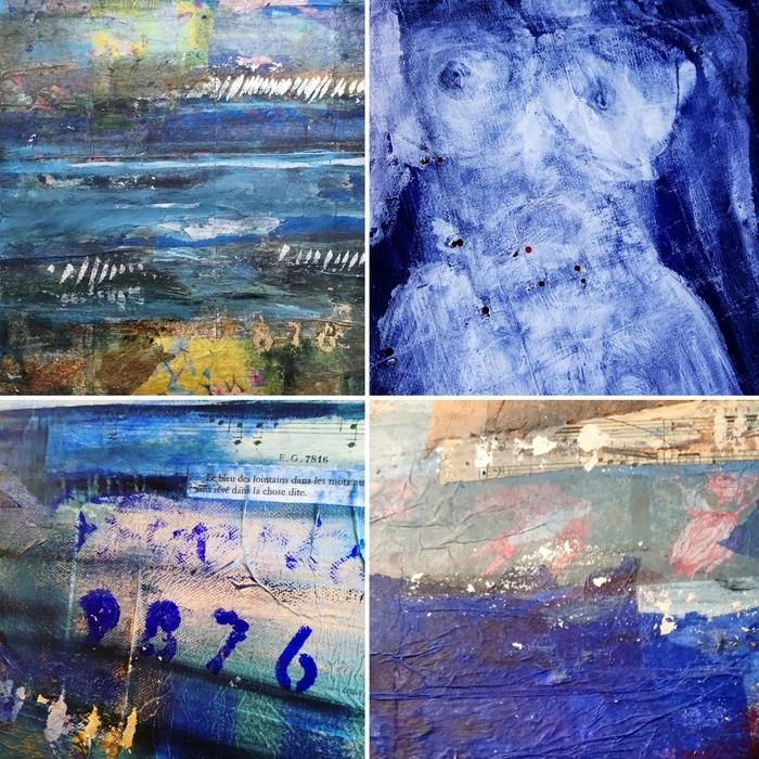 Journées du patrimoine 2019 - Visite de l'atelier de l'artiste Cassandra Wainhouse