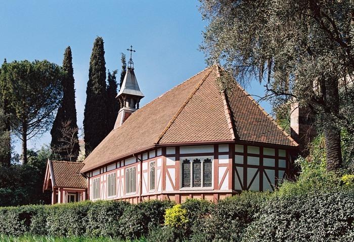 Journées du patrimoine 2020 - Visite guidée de la chapelle Victoria