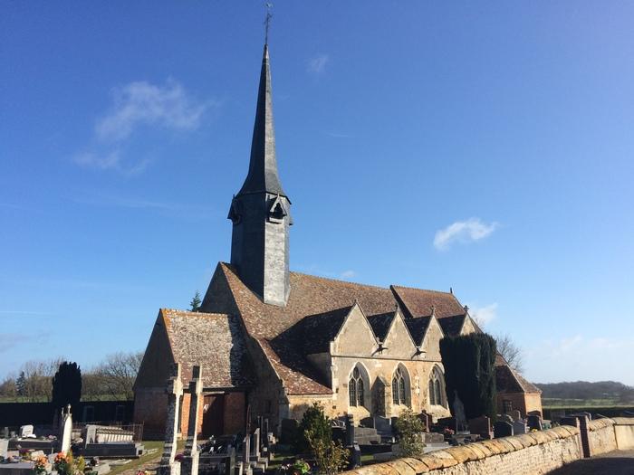 Journées du patrimoine 2019 - Circuit des 3 clochers de Sainte-Marie-d'Attez