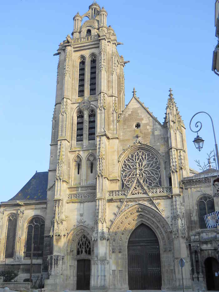 Journées du patrimoine 2020 - Visite libre de la cathédrale Saint-Maclou