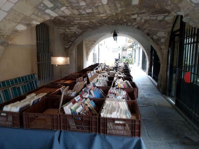 Journées du patrimoine 2020 - Les bouquinistes de Montpellier «la mémoire du livre»