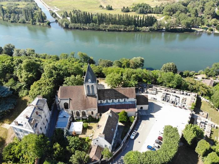 Journées du patrimoine 2020 - Visite de l'extérieur de l'église Saint-Martin