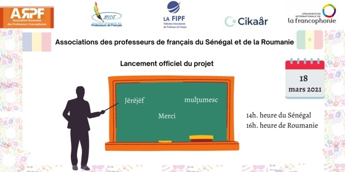 Projet interculturel Sénégal-Roumanie