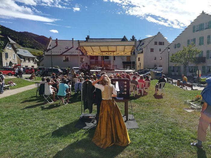 Journées du patrimoine 2019 - Molière investit le village, avec la pièce