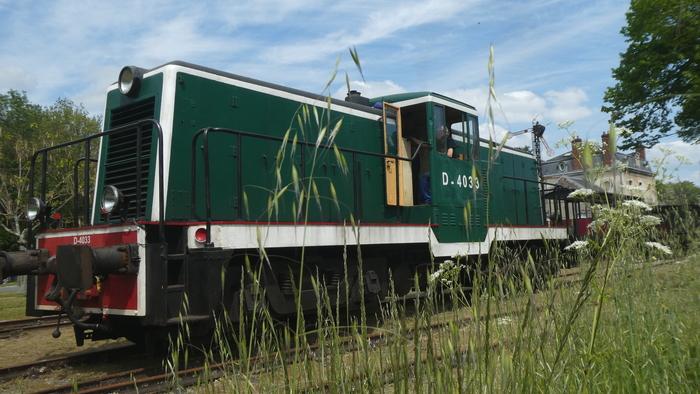 Journées du patrimoine 2020 - Train Touristique de Guitres