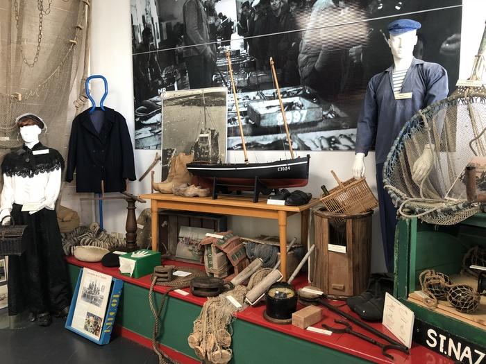 Journées du patrimoine 2019 - Découverte de la Maison de la Pêche