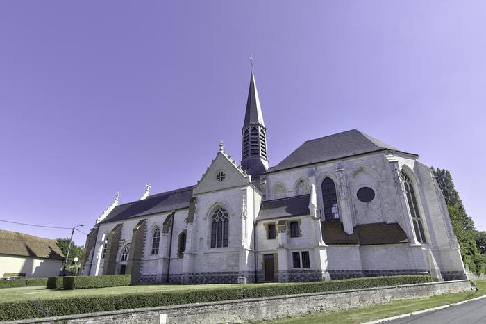 Journées du patrimoine 2020 - Collégiale Saint-Riquier de Douriez, journée festive et découverte