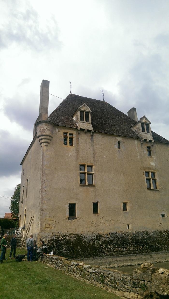 Journées du patrimoine 2019 - Visite libre du prieuré de Lurcy-le-Bourg